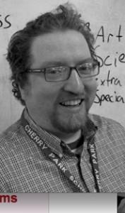 Mr. McKenzie Headshot